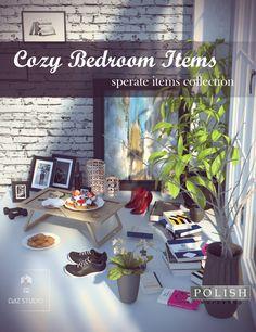 Cozy Bedroom Items
