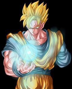 Insertado Dragon Ball Z, Mirai Gohan, Hero Fighter, Dbz Characters, Dragon Images, Z Arts, Fan Art, Graffiti, Comic Art