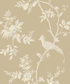 SketchTwenty 3 Grandeur Gold Wallpaper main image