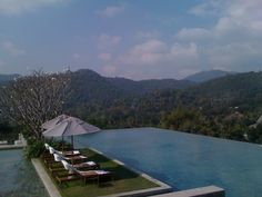 Mountain top Infinity Pool, 