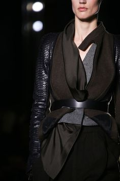 Haider Ackermann Fall 2014 Ready-to-Wear