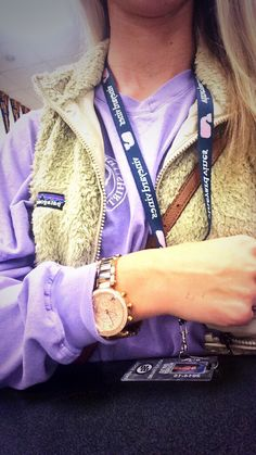 Perfect casual outfit. Patagonia, southern shirt, vineyard vines, and Michael Kors
