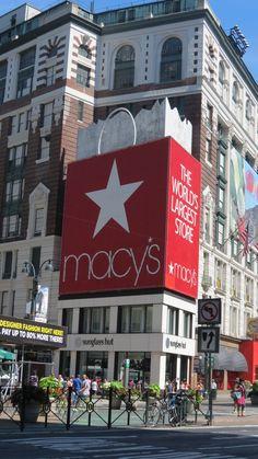 Macy's- New York City