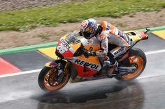 """MotoGP - Dani Pedrosa: """"Conseguimos um bom inicio de fim-de-semana"""""""