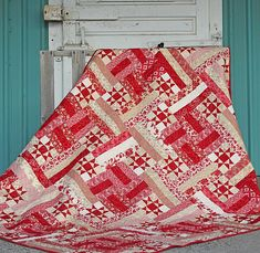This Beautiful Quilt is Sure to Impress - Quilting Digest