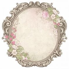 Diggin the floral on this frame. Possibly add to frame of full back tat idea. ???