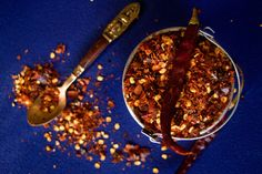How to make crushed red pepper flakes at home, customising is easy!