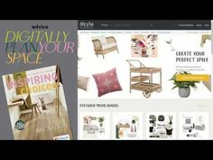 Digitally Plan Your Space - YouTube