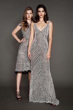 LOTS of fun looks in this collection. Naeem Khan Pre-Fall 2017 Collection Photos - Vogue