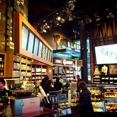 Starbucks Times Square
