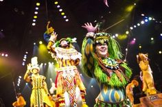"""Festival of the Lion King"" is set to make a roaring return to Disney's Animal Kingdom on June 1."