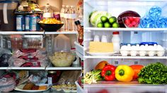 Sam Kass, chef and NBC News Senior Food Analyst, shares his tips for how to arrange your kitchen to help you make healthy food choices