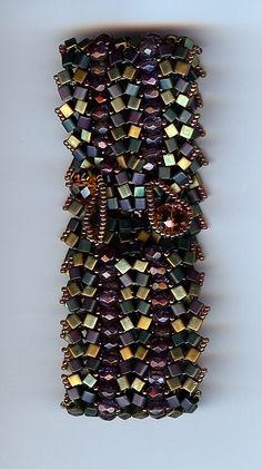 Herringbone bracelet made by Deborah Antinori - gorgeous
