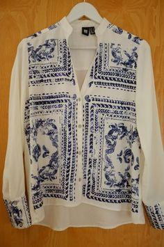 Insight Bandana Print Shirt £40