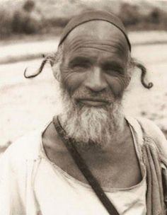 Jewish Berber from south Morocco.