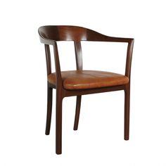 Ole Wanscher Chair - Dansk Møbelkunst