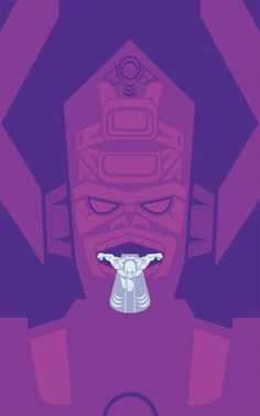 Native Galactus