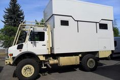 Unimog 2450 Expedition Truck