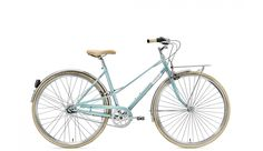 Toffe spaakwielen Creme Cycles Caferacer Solo Lady 3-speed