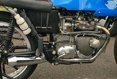 Factory Triumph 500 Racer