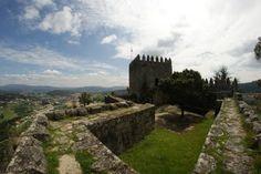 Lanhoso Castle - Portugal