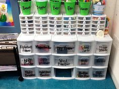 Container Organization