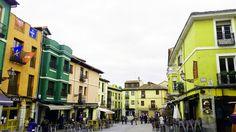 Plaza de San Martín en León #leonesp #fotografia #photography #spain