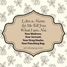 Discover and share Funny Nurse Quotes. Explore our collection of motivational and famous quotes by authors you know and love. Hello Nurse, Nurse Love, Rn Nurse, Top Nursing Schools, Nursing Students, Nursing Career, Medical Humor, Nurse Humor, Funny Medical