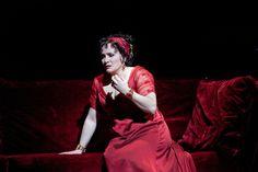 Patricia Racette - Tosca (The Metropolitan Opera HD Live, 2013). Dir. Matthew Diamond #PatriciaRacette #RobertoAlagna #GiacomoPuccini