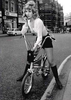 The famed Raleigh Chopper!