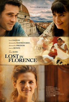 Movie Poster 'Lost in Florence'
