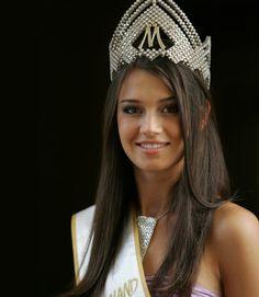 Miss Polski 2008 - Klaudia Ungerman #misspolski2008 #misspolski #winner #najpiekniejszapolka #themostbeautifulgirl
