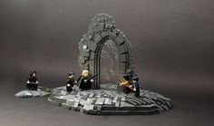 Lego (^o^) Kiddo (^o^) Harry Potter - Department of Mysteries | by Wookieewarrior