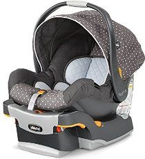 Our favorite infant car seats in each price category (Graco, Britax, Chicco, Cybex and more), which strollers they go (nicely) with and how to install a basic seat.