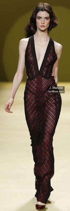 The Best Gowns of Fall 2014 Fashion Week International: J. Mendel FW 2014 #NYFW