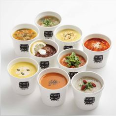 soup selection