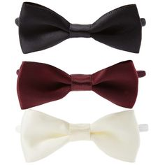 Bow Hair Tie Set - Womens accessories, jewellery and bags | shop... (40805 BYR) ❤ liked on Polyvore featuring accessories, hair accessories, bows, forever 21, bow hair tie, elastic hair ties, ponytail hair ties and hair bow accessories