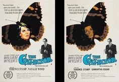 """""""THE COLLECTOR"""" 1965      Natalie Wood Candidate; Finally Interpreted: Samantha Eggar       Samantha Eggar, who only got the role after Natalie Wood turned it down. Wood went off to make Inside Daisy Clover, and Eggar was nominated for an Academy Award. William Wyler, one of the studio system's best directors, stands at his usual distance from the material, which has a rather stage-bound feel and lacks a real sense of claustrophobia. Though he made three more"""