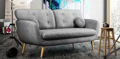 Rea 3 Seater Retro Sofa