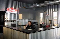 14 Automotive Waiting Room Design Images - Auto Repair Shop Waiting Rooms, Auto Repair Shop Waiting Rooms and Auto Repair Shop Waiting Rooms Waiting Room Design, Waiting Area, Waiting Rooms, Automotive Shops, Automotive Decor, Automotive Design, Up Auto, Auto Body Repair, Car Repair