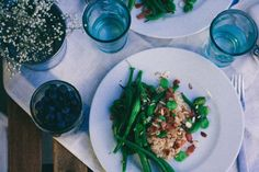 Simple Green Beans | Bird is the Word