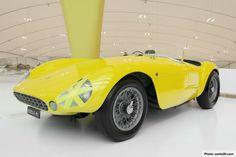 #Ferrari 500 Mondial, 1954 #Modena