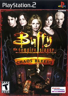Buffy the Vampire Slayer: Chaos Bleeds, if you liked Buffy and play games this one is worth picking up still today