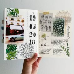 Find images and videos about inspiration, diary and bujo on We Heart It - the app to get lost in what you love. Journal Diary, Journal Layout, My Journal, Scrapbook Journal, Bullet Journal Themes, Bullet Journal Inspo, Bullet Art, Art Journal Inspiration, Journal Ideas