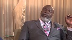 A Conversation with Bishop T D  Jakes about #instinct http://instinctthebook.com