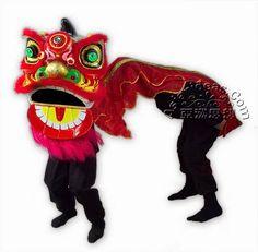 Ideas para hacer un disfraz de dragón chino - Disfraz casero