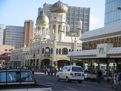 Jumma Mosque, One of many Muslim Mosques in Durban Durban South Africa, Kwazulu Natal, Islamic Architecture, Mosques, Place Of Worship, All Over The World, East Coast, South America, Allah