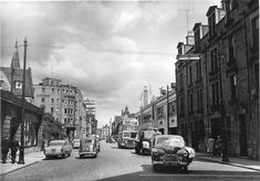 Ward Road Dundee City, West End, Scotland Travel, Historical Photos, Great Britain, Old Photos, Street View, History, Ephemera