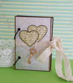 Elli's handmade world Wedding Mini Album, Mini Albums, Scrapbook, World, Frame, Handmade, Home Decor, Picture Frame, Hand Made