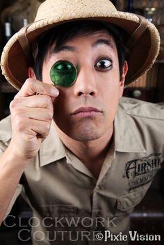 Actor/ Mythbusters Host Grant Imahara